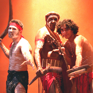 Diramu Aboriginal Dance and Didgeridoo Performers