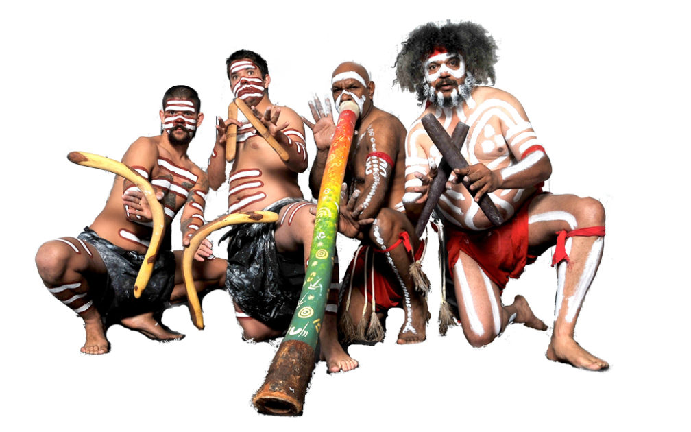 Aboriginal Performers - Diramu Aboriginal Dance and Didgeridoo