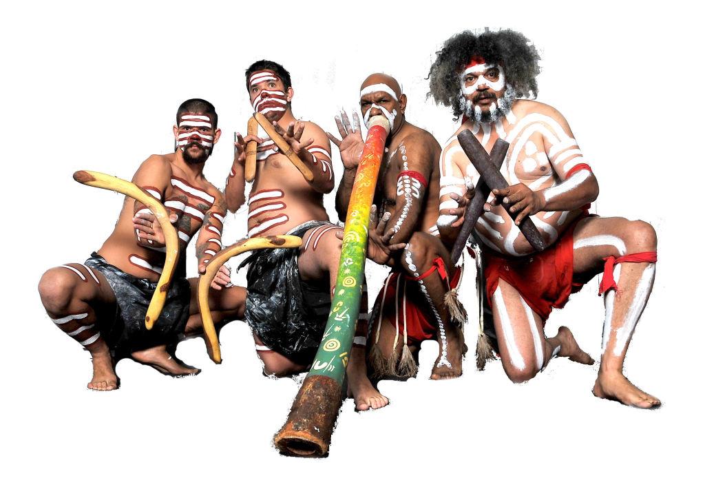 Aboriginal Performers-Diramu Aboriginal Dance and Didgeridoo