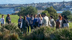 tour group bondi aboriginal walking tour by walangari karntawarra
