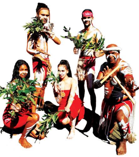 Aboriginal Performers Diramu Aboriginal Dance and Didgeridoo Troupe
