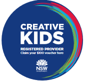 nsw creative kids registered provider
