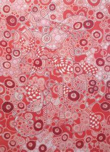 aboriginal painting spirit world 118 by walangari karntawarra